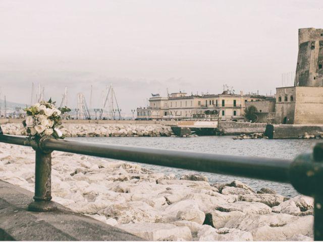 Il matrimonio di Giuseppe e Kristina a Napoli, Napoli 27