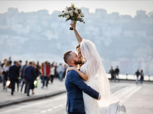 Il matrimonio di Giuseppe e Kristina a Napoli, Napoli 29