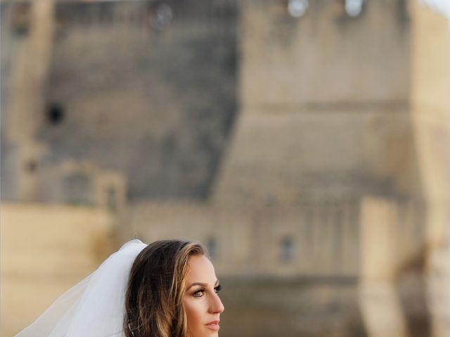 Il matrimonio di Giuseppe e Kristina a Napoli, Napoli 31