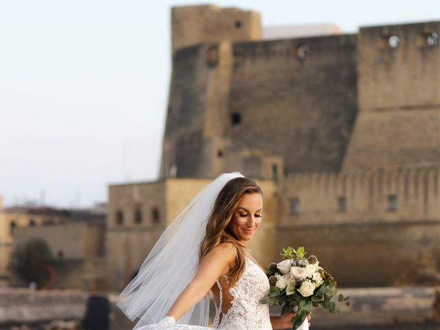 Il matrimonio di Giuseppe e Kristina a Napoli, Napoli 32