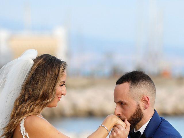 Il matrimonio di Giuseppe e Kristina a Napoli, Napoli 33