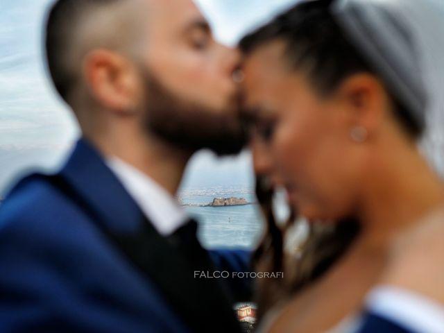 Il matrimonio di Giuseppe e Kristina a Napoli, Napoli 35