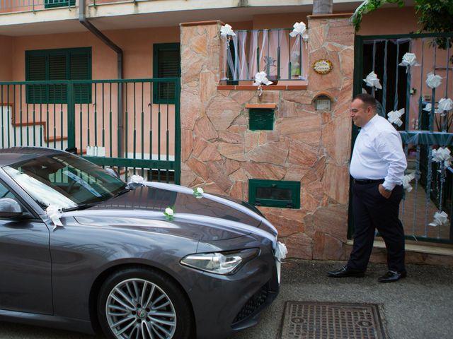 Il matrimonio di Vincenzo e Tiziana a Messina, Messina 7