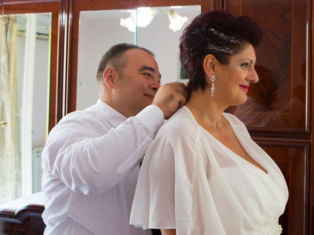 Il matrimonio di Vincenzo e Tiziana a Messina, Messina 13