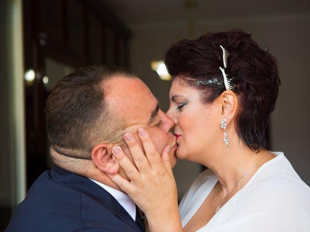 Il matrimonio di Vincenzo e Tiziana a Messina, Messina 15