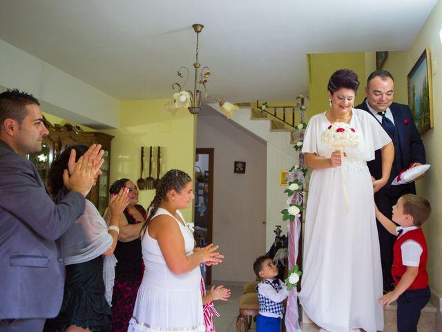 Il matrimonio di Vincenzo e Tiziana a Messina, Messina 18