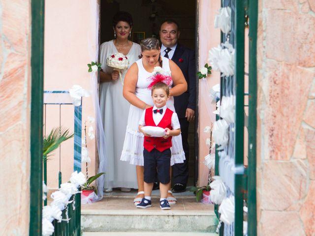 Il matrimonio di Vincenzo e Tiziana a Messina, Messina 19