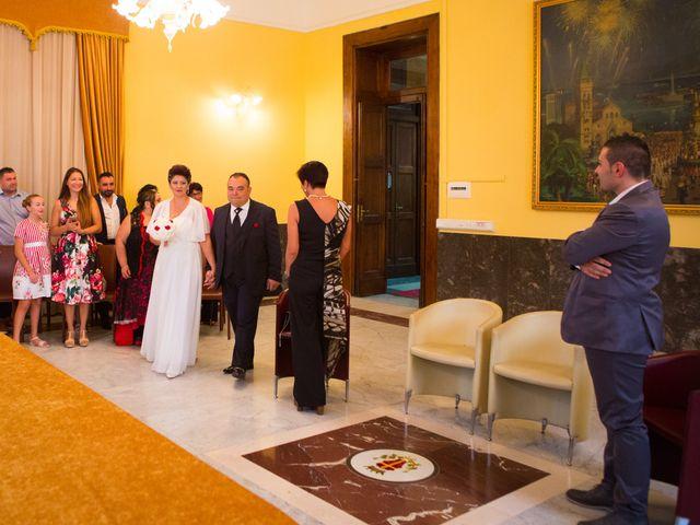 Il matrimonio di Vincenzo e Tiziana a Messina, Messina 23