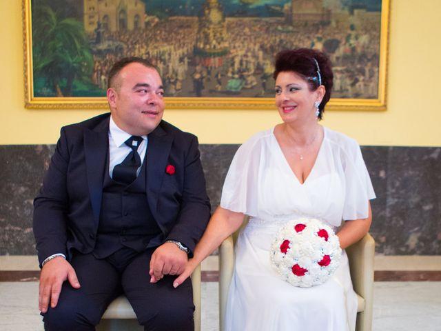Il matrimonio di Vincenzo e Tiziana a Messina, Messina 24