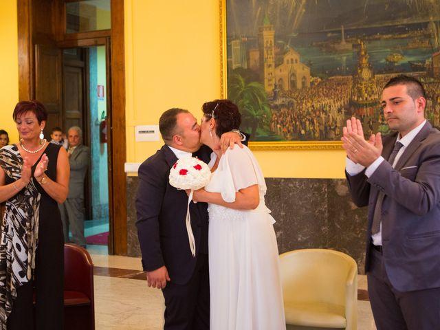 Il matrimonio di Vincenzo e Tiziana a Messina, Messina 27