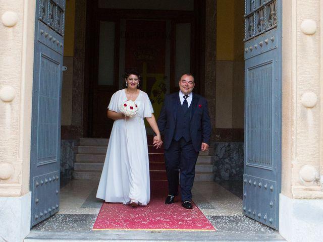 Il matrimonio di Vincenzo e Tiziana a Messina, Messina 33