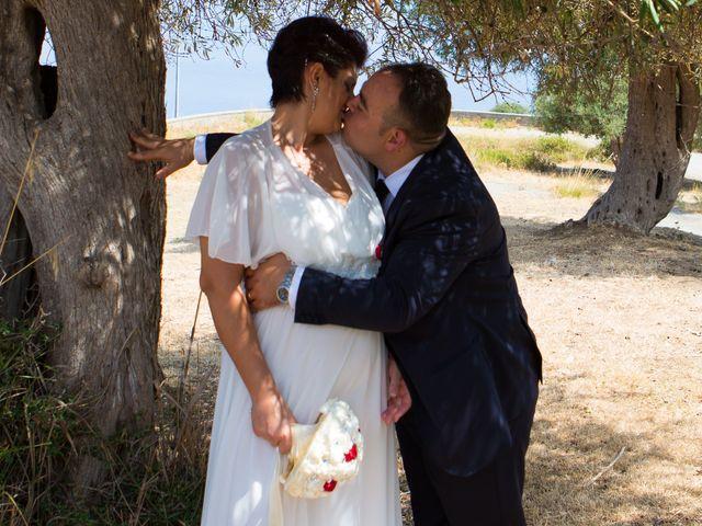 Il matrimonio di Vincenzo e Tiziana a Messina, Messina 35