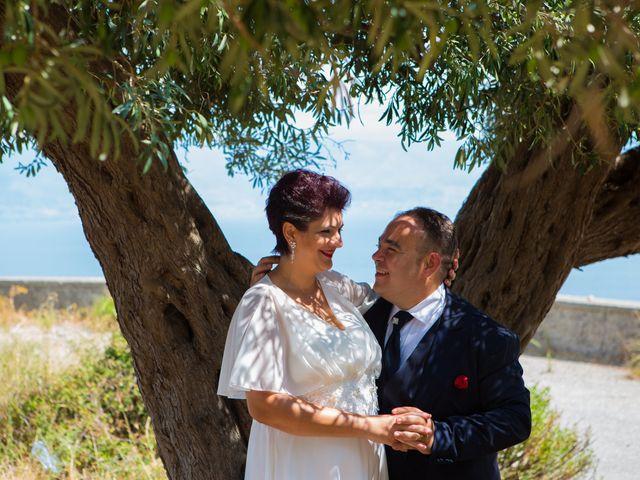Il matrimonio di Vincenzo e Tiziana a Messina, Messina 39