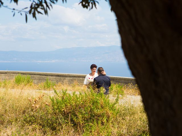 Il matrimonio di Vincenzo e Tiziana a Messina, Messina 45
