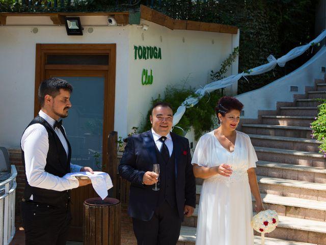 Il matrimonio di Vincenzo e Tiziana a Messina, Messina 47
