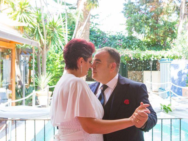 Il matrimonio di Vincenzo e Tiziana a Messina, Messina 49