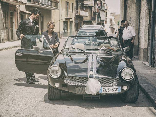 Il matrimonio di Lillo e Donata a Barrafranca, Enna 25