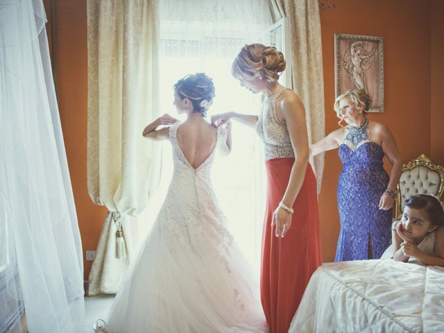 Il matrimonio di Lillo e Donata a Barrafranca, Enna 45