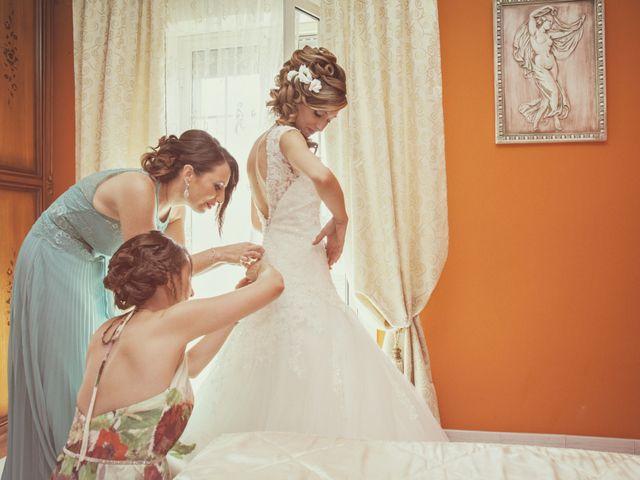Il matrimonio di Lillo e Donata a Barrafranca, Enna 47