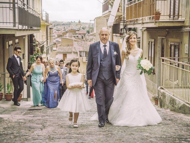 Il matrimonio di Lillo e Donata a Barrafranca, Enna 57