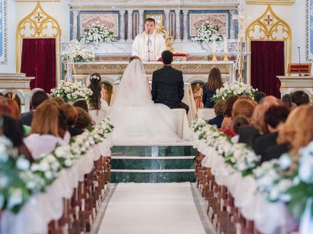 Il matrimonio di Lillo e Donata a Barrafranca, Enna 64