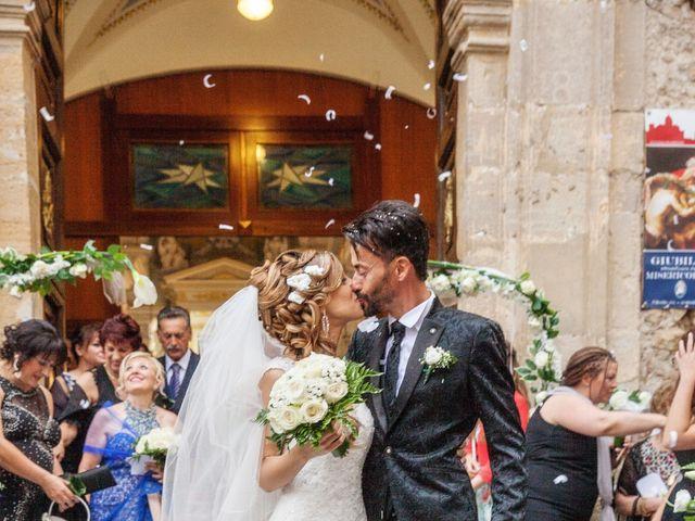 Il matrimonio di Lillo e Donata a Barrafranca, Enna 79