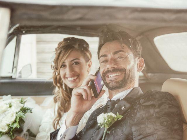 Il matrimonio di Lillo e Donata a Barrafranca, Enna 81