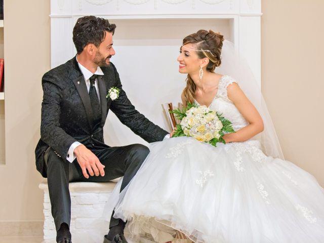 Il matrimonio di Lillo e Donata a Barrafranca, Enna 83