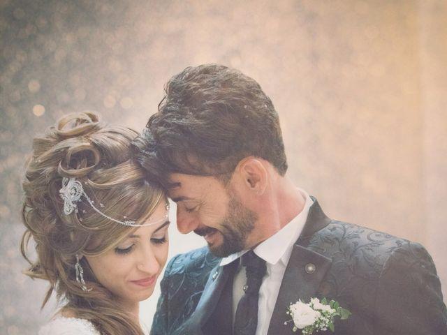 Il matrimonio di Lillo e Donata a Barrafranca, Enna 87