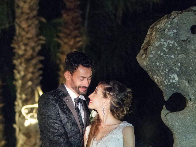 Il matrimonio di Lillo e Donata a Barrafranca, Enna 91