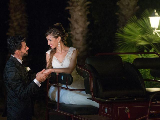Il matrimonio di Lillo e Donata a Barrafranca, Enna 92
