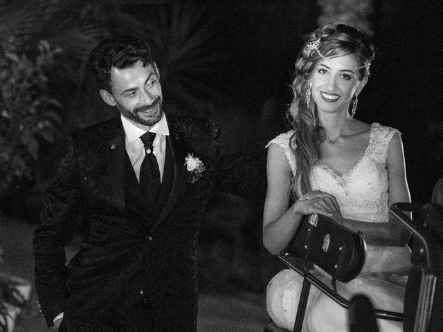 Il matrimonio di Lillo e Donata a Barrafranca, Enna 94
