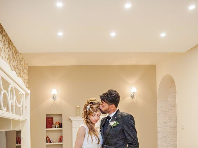 Il matrimonio di Lillo e Donata a Barrafranca, Enna 100
