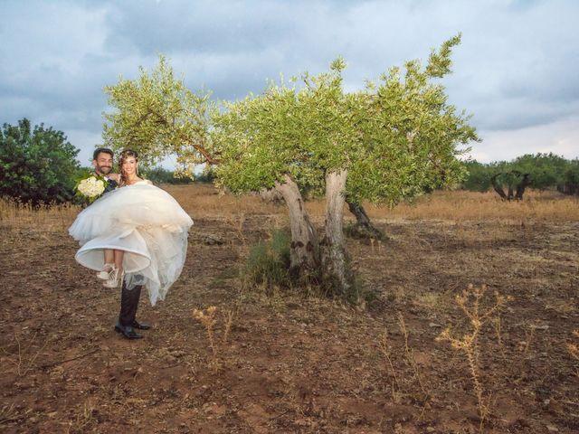 Il matrimonio di Lillo e Donata a Barrafranca, Enna 102