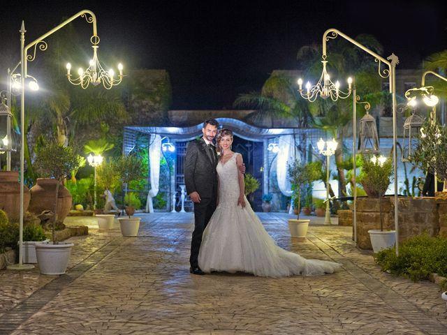 Il matrimonio di Lillo e Donata a Barrafranca, Enna 105
