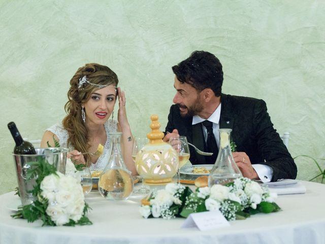 Il matrimonio di Lillo e Donata a Barrafranca, Enna 107