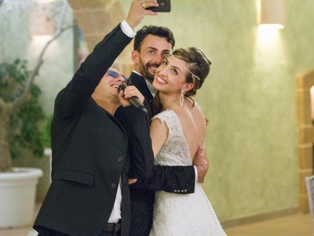 Il matrimonio di Lillo e Donata a Barrafranca, Enna 108