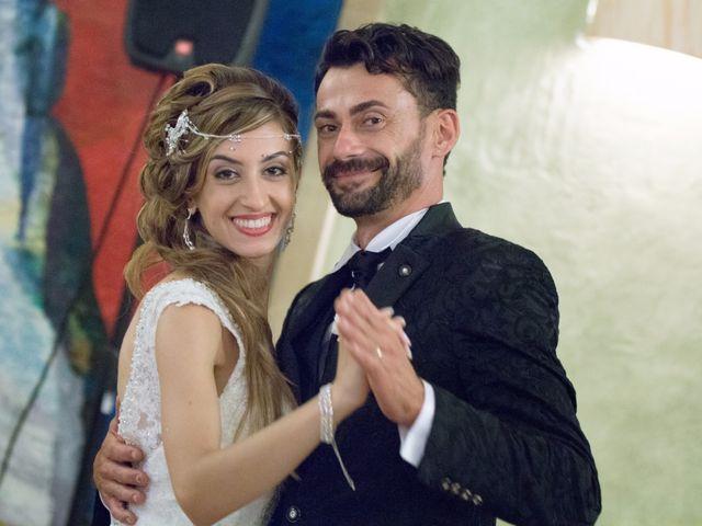 Il matrimonio di Lillo e Donata a Barrafranca, Enna 109