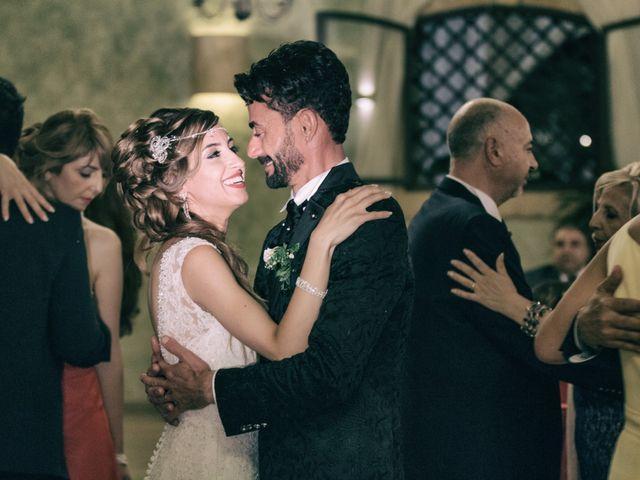 Il matrimonio di Lillo e Donata a Barrafranca, Enna 110
