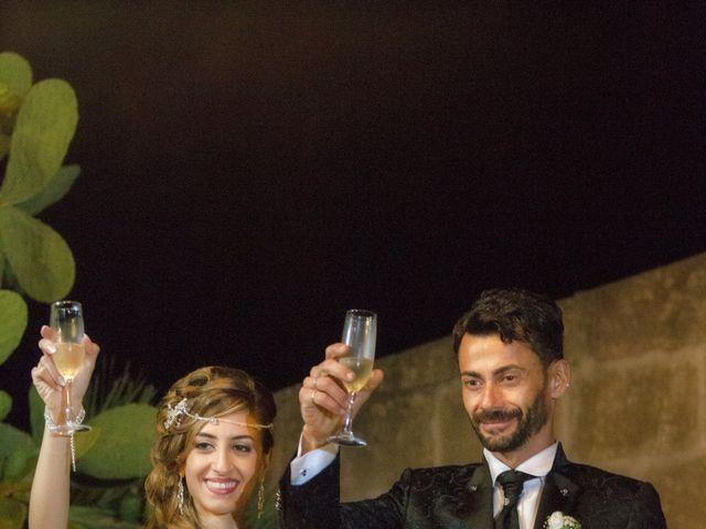 Il matrimonio di Lillo e Donata a Barrafranca, Enna 114