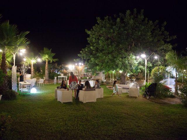 Il matrimonio di Lillo e Donata a Barrafranca, Enna 115