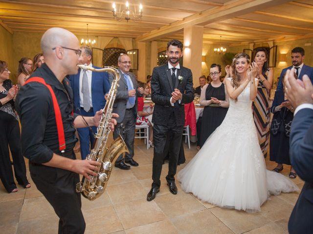 Il matrimonio di Lillo e Donata a Barrafranca, Enna 116