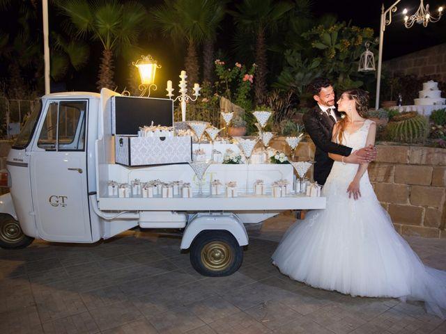 Il matrimonio di Lillo e Donata a Barrafranca, Enna 118