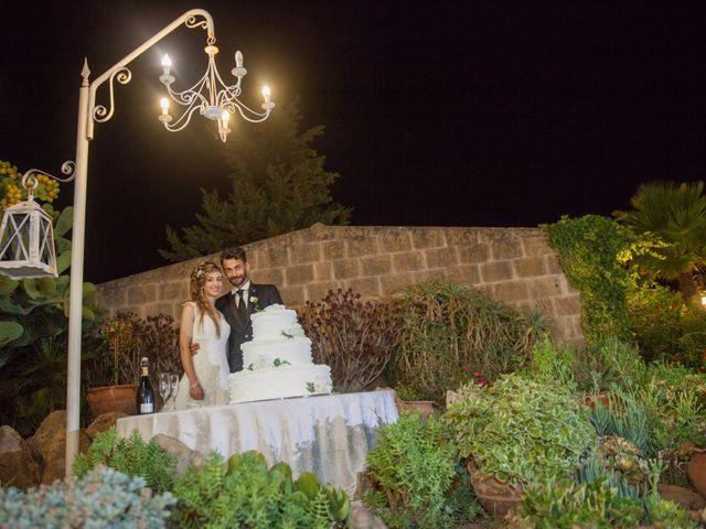 Il matrimonio di Lillo e Donata a Barrafranca, Enna 119