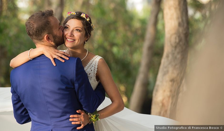 Il matrimonio di Tommaso e Roberta a Balestrate, Palermo
