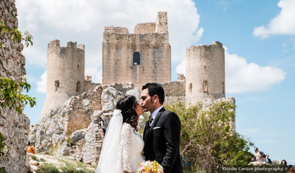 Il matrimonio di Giovanni e Dalinda a Capestrano, L'Aquila