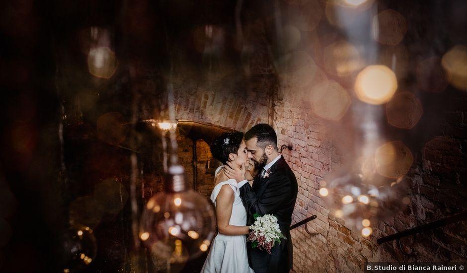 Il matrimonio di Filippo e Sara a Novi Ligure, Alessandria