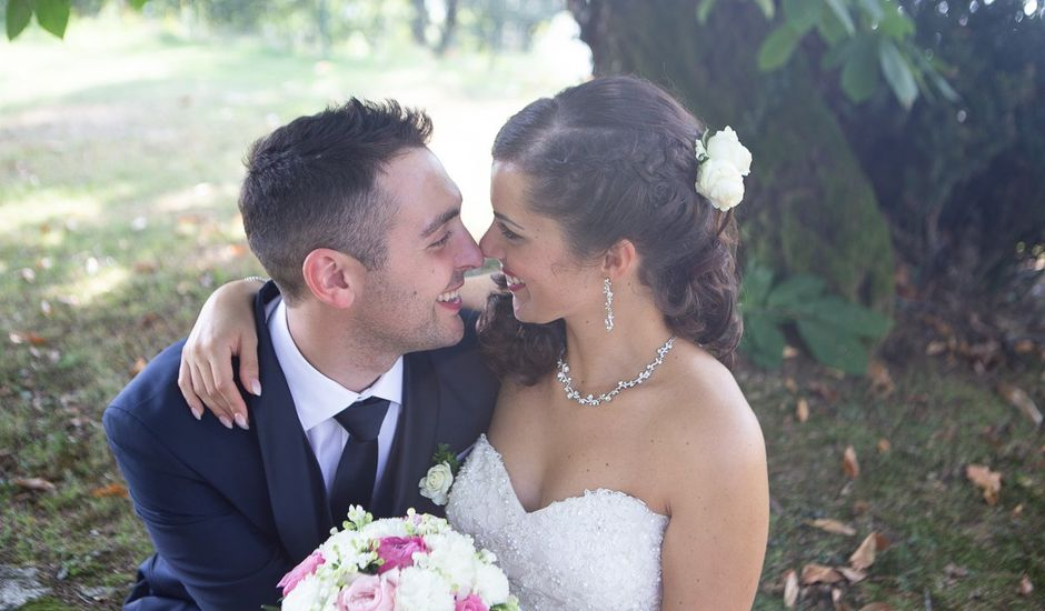 Il matrimonio di Stefano e Stefania a Besozzo, Varese