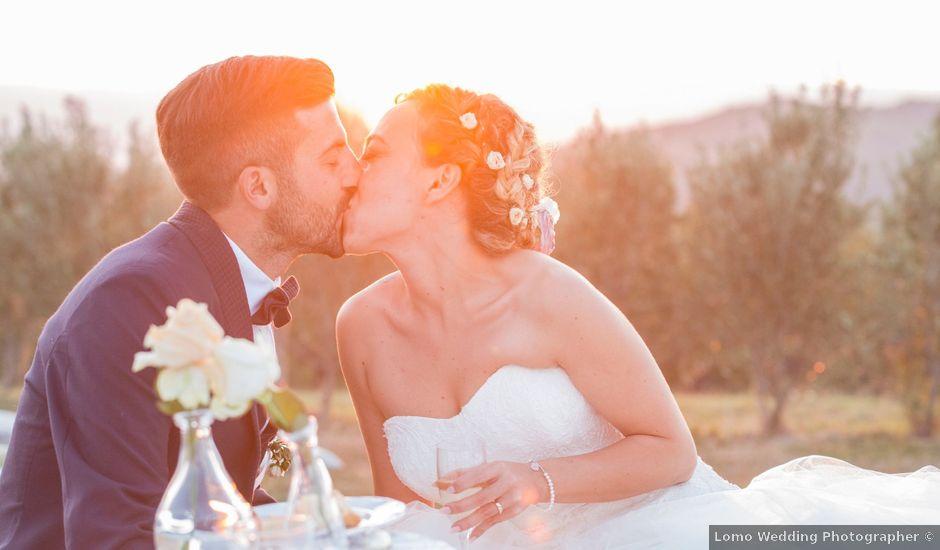 Il matrimonio di Selene e Daved a Perugia, Perugia