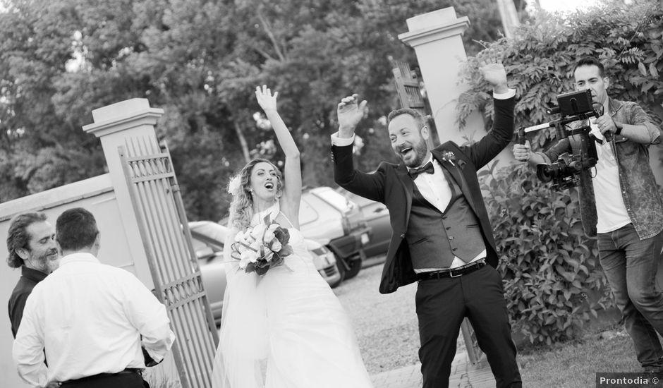 Il matrimonio di Francesco e Elisa a Pisa, Pisa